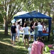 Kunterbuntes Sommerfest